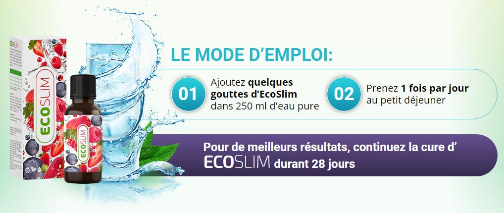 Eco Slim: les avis du forum