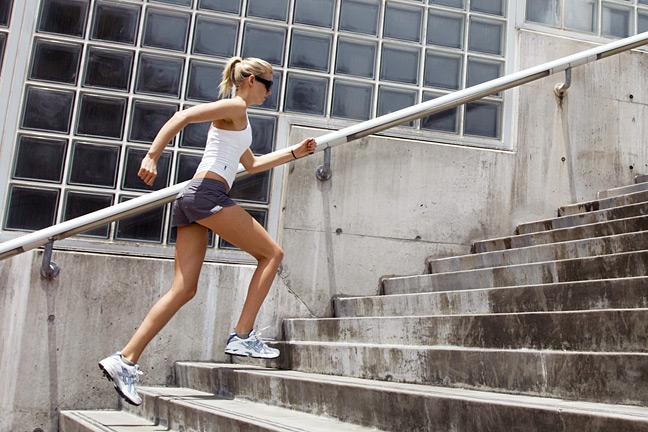 Commencez à prendre lescalier