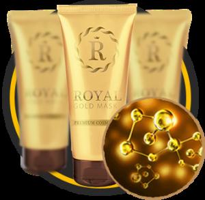 Quel est le Royal Gold Mask - crème au collagène