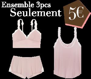 Bikini Victoria Secret Lingerie - à Paris déjà disponible
