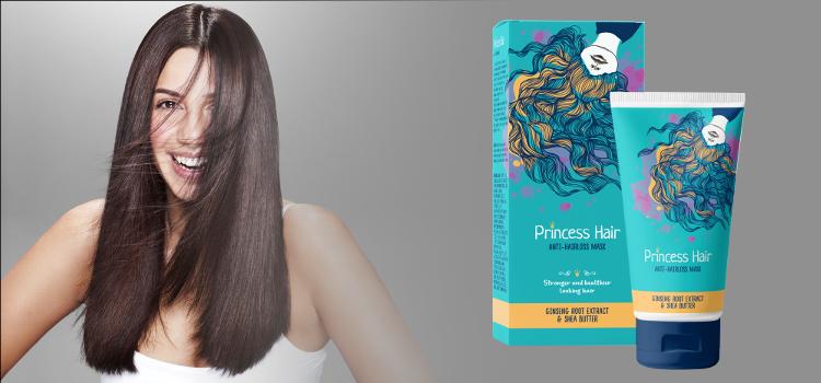 Princess Hair: les résultats et les effets secondaires du masque régénérateurs de cheveux