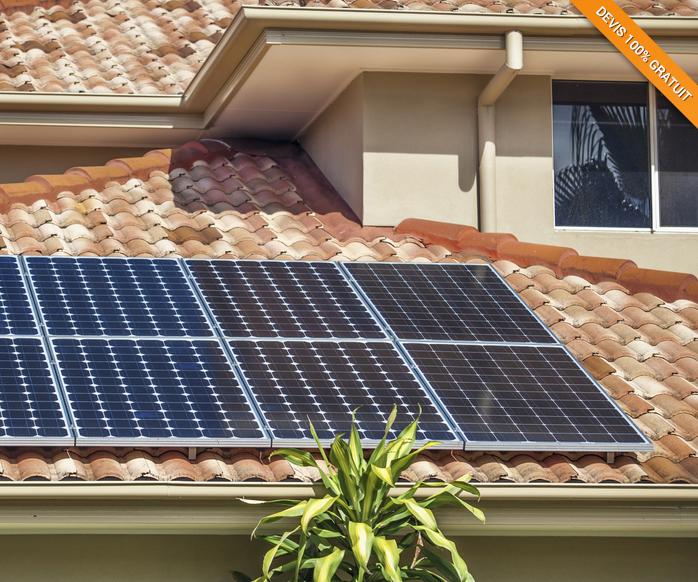Panneau solaire bon marché ou gratuits Hybride à la camping car