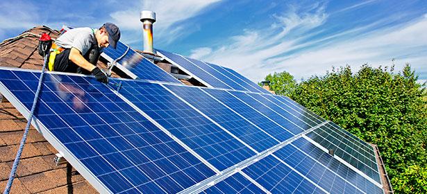 Panneaux solaires monocristallins Comment fonctionne un capteur photoélectrique