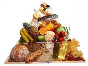 L'impact de la nourriture de la santé sur l'état et le bien-être