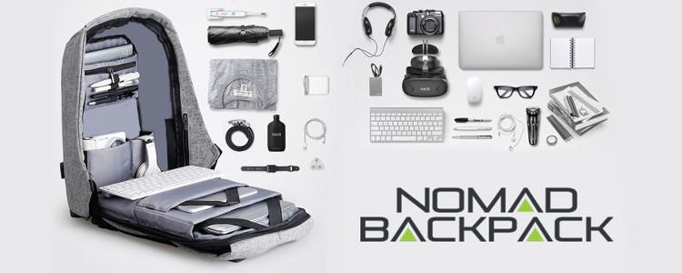 Nomad Backpack: A quoi ressemble le meilleur sac à dos pour ordinateur?