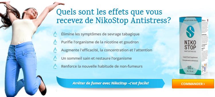 NikoStop prix dans une pharmacie