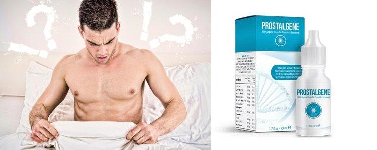 Prostalgene: les résultats et les effets secondaires