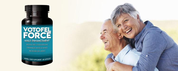 Votofel Force - les effets et les effets secondaires des suppléments alimentaires sur les problèmes d'érection