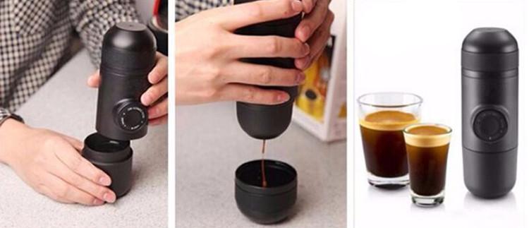 Quel est le prix Portable Espresso Maker en France