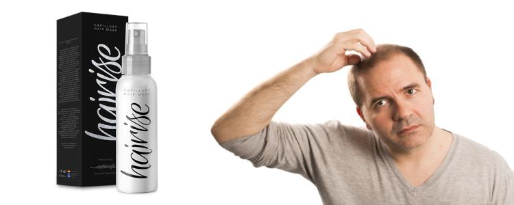 Hairise Spray - des cheveux forts grâce à des ingrédients naturels