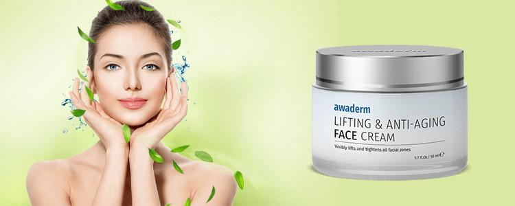 Comment fonctionne Awaderm cream Avis sur le produit