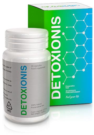 Comment fonctionne Detoxionis Avis sur le produit