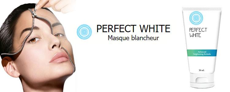 Comment fonctionne Perfect White Avis sur le produit