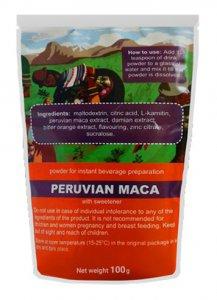 Quest-ce que Peruvian Maca - aperçu du produit