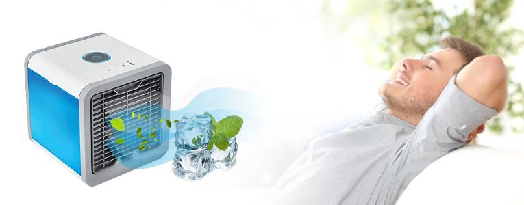 CoolAir: caractéristiques et effets secondaires de l'appareil