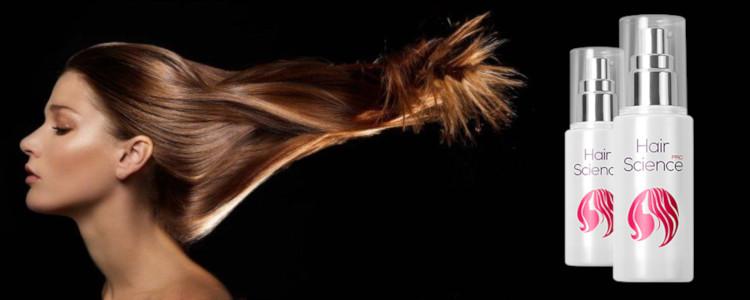 Hair Science prix - agir rapidement et efficacement