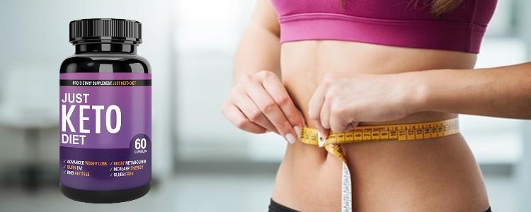 Les effets sont visibles après la première utilisation Just Keto Diet.