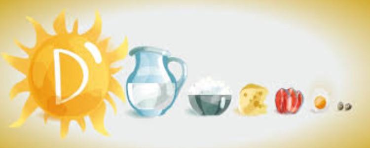 De quoi obtenir de la vitamine D3