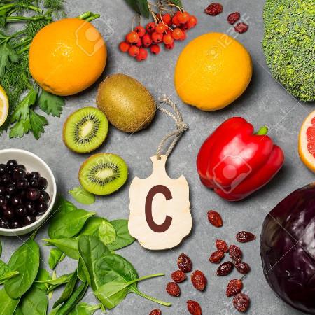 Vitamine C-acide ascorbique