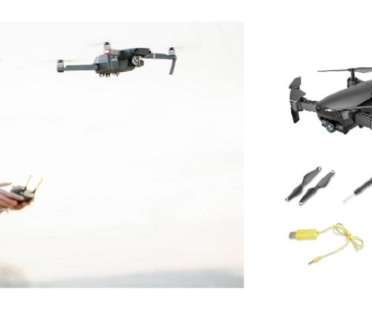 Explore Air Drone - avis, prix, comment commander sur le site du Fabricant?