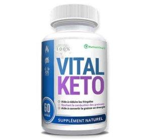 Qu'est-ce que Vital Keto? Comment fonctionne? Comment appliquer?