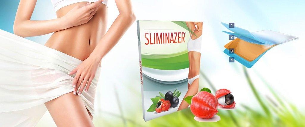 Sliminazer - des ingrédients naturels et sûrs