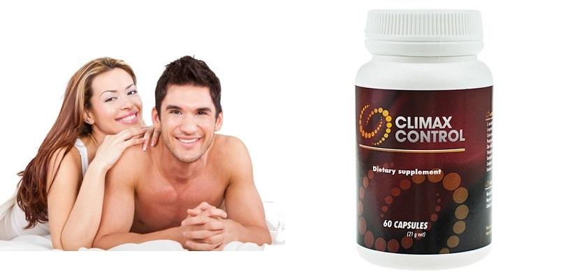 Ou le Climax Control ne contient-il que des ingrédients naturels?