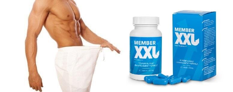 Essayez-le Member XXL, qui ne contient que des ingrédients naturels!