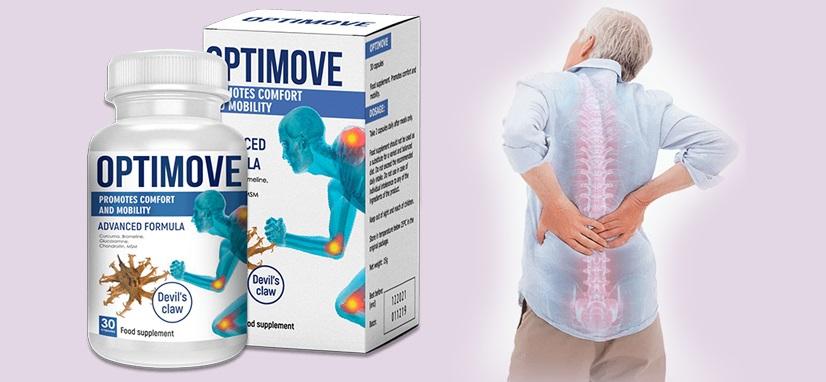 Essayez-le Optimove, qui ne contient que des ingrédients naturels!