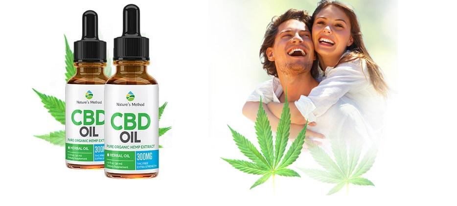 Essayez qui ne contient que des ingrédients naturels Natures Method CBD Oil