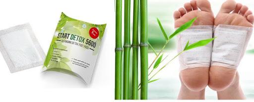Start Detox - des ingrédients naturels et sûrs