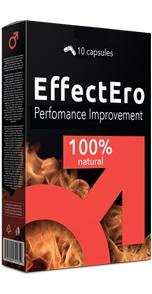Quésaco EffectEro? Comment fonctionne un complément alimentaire pour une érection?