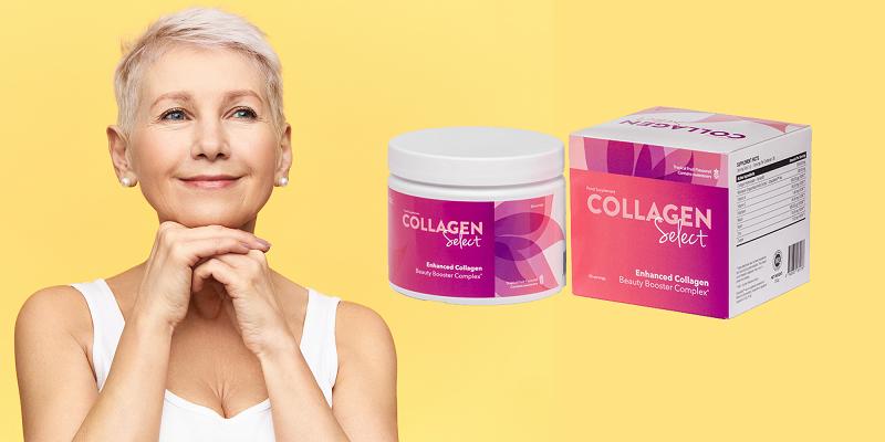Collagen Select - lire les commentaires sur le forum.