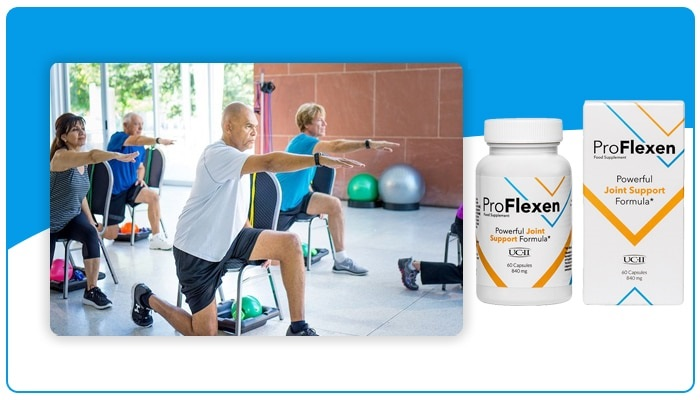 ProFlexen - des ingrédients naturels et sûrs
