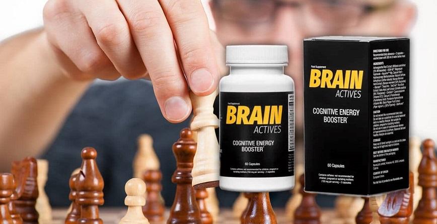 Ce qui est Brain Actives? Quels sont les effets et les effets secondaires?