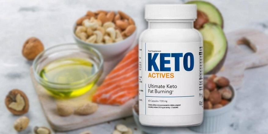 Effets après application Keto Actives visibles après la première utilisation.