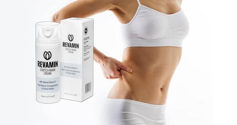 Combien coûte Revamin Stretch Mark? Comment commander sur le site du Fabricant?
